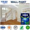 Peinture en bambou blanche de paroi interne de formaldéhyde de Hualong anti