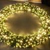 Slinger van Kerstmis van de Kroon van LEIDEN Lit van Kerstmis de Pre voor de Decoratie van de Vakantie