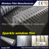 Pellicola decorativa 1.22m*50m della finestra dell'ufficio della pellicola della finestra della pellicola della finestra della scintilla