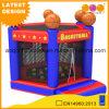 Bouncer gonfiabile con la scossa di pallacanestro (AQ01788)