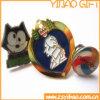 Cadeau mignon mignon personnalisé de Brooch Medal Crafts Gift (YB-HD-14)