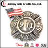 Qualitäts-Metallmessingabzeichen für Emblem 911