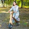 2017 motor de dobramento novo da E-Bicicleta 350W, mobilidade urbana, Ebike inteligente