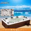 118のジェット機の支えがないアクリルの屋外の鉱泉の温水浴槽のマッサージの渦の浴槽中国製