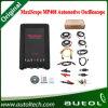 Autel Maxiscope MP408 4 Werken van de Uitrusting van de Oscilloscoop van het Kanaal de Automobiel Basis met Hulpmiddel Maxisys