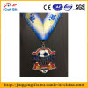 High quality the Casting Paint Metal Medal