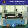 Coupeur supérieur de laser de commande numérique par ordinateur de machine de découpage de laser de fibre de carbone de configuration/en métal fibre de Jinan
