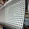 Panneau en aluminium de forme hyperbolique d'arc pour Constrution