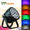 36X12W RGBWA + UV 6en1 Wash LED PAR luz del zumbido Etapa