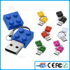 Keychain를 가진 Building 차가운 Block Brick 1GB USB Memory Stick