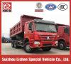 Sale를 위한 Sinotruk HOWO Dump Tipper 6*4 Dump Truck Left 또는 Righthand Drive Cargo Truck