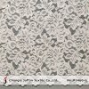 Jacquard textiles tejidos de punto vestido de encaje Allover tejido de algodón (M3460-G)