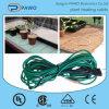 Câble chauffant électrique de PVC pour la chaleur d'usine