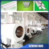 Surtidor único de la maquinaria del conducto del PVC