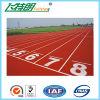 Laufende Plastikspur athletischer elastischer Gummi-laufende Spur-/Colorful-EPDM/Polyuräthan-GummiRennbahn-Fußboden