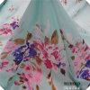 Tela ligera y delgadamente impresa del verano 2016 del vestido de la tela de la gasa