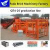 Machine semi automatique de bloc concret/brique avec le prix concurrentiel