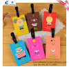 Luggage su ordinazione Tag Wholesale New Style Rubber Baggage Tag per Gift