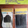 Shampooing PE jetable Cap pour un salon de coiffure