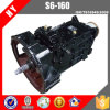 Yutong Kinglong Higher Zhongtong Hentong Bus 6 Speed Transmission Gearbox Baugruppe S6-160 für 7-13m Length chinesisches Bus Parts