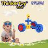 Kreative Maginetic DIY Baustein-Plastikspielwaren