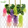 La migliore seta di glicine del fiore artificiale di prezzi fiorisce la vite per la cerimonia nuziale