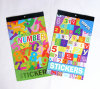 ABC impresso estudando adesivos para crianças (ST-008)