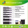Le Hot vendre un câble coaxial RG6 populaire en Amérique
