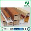Панель потолка доски WPC зеленого зерна Woode деревянная пластичная составная