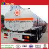 De Tank van het roestvrij staal voor de Aanhangwagen van de Tanker van de Brandstof