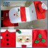 熱い販売の幸せなサンタのクリスマスのギフトの子供の便座カバー