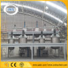 Planta de papel para la máquina modificada para requisitos particulares de la fabricación de papel del alto grado