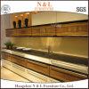 Alto armadio da cucina superiore del PVC di lucentezza del MDF