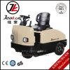 Una buena calidad de 3 tonelada asentada la conducción del tractor de remolque eléctricos