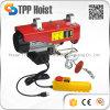 1000kg 판매를 위한 휴대용 마이크로 철사 밧줄 모터 상승 전기 호이스트 PA1000