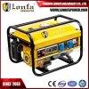 2.5KVA 6.5HP générateur à essence Essence Groupe électrogène portable
