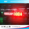 Outdoor Waterproof LED Gas Price Sign Caixa de iluminação