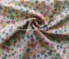 Tela caliente de la impresión de la flor de la venta para la ropa de deportes (HD1401095-1)