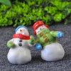 El muñeco de nieve de cerámica de alta calidad diseñado la pimienta y el conjunto de Salero