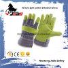 Gants de travail en cuir garni de vachette de sécurité industrielle