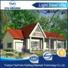 Casa de la casa prefabricada del diseño del hogar modular de la tarjeta del cemento