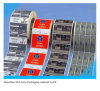 Fabricantes para imprimir todos os tipos de etiquetas externas da caixa