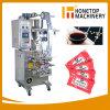 El vinagre o jugo y salsa/crema/forma de líquido de aceite de máquina de embalaje Vertical saquito.