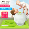 Kitchen Food Mills Baby Food Ferramentas de moagem Set Puree Mashers Baby Products