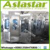 Kundenspezifisches PlastikFüllmaschine-Wasser-Verpackungsfließband der flaschen-1L-5L