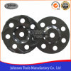 колесо диаманта 125mm&150mm сформированное бумерангом для камня и бетона