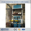 Rubber Hydraulic Vulcanizing Press Machine for Solid Tyre