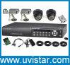 Sistema de seguridad del CCTV 4CH Standalone DVR (DH1704KSB)