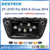 DVD GPS для Сузуки Sx4 с Bt/USB/SWC/RDS