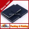 Изготовленный на заказ блокнот тетради отпечатка (4225)